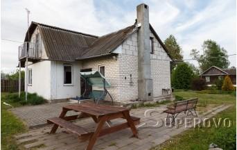 Продам 2-этажный дом в 7 км. от Барановичей д. Лабузы