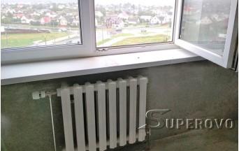 Продам 1-комнатную квартиру в Барановичах Боровки 3