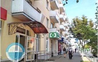 Продам 1-комнатную квартиру в самом центре Барановичей