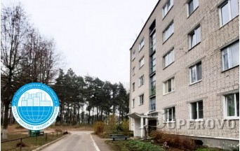 Продам 2-комнатную квартиру в Барановичском районе аг. Русино
