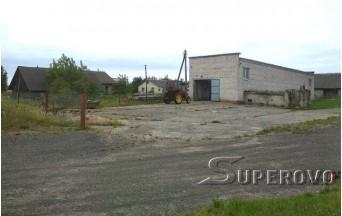 Продам административно-производственное здание в пригороде Барановичей