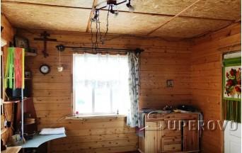 Продам  дом в Барановичском районе в живописном месте д. Пруды
