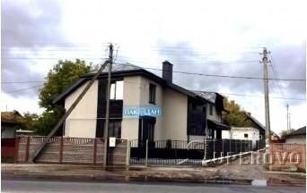 Продам современный коттедж мансардного типа в г. Барановичи