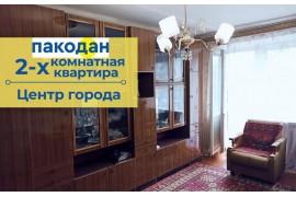 Продам 2-комнатную квартиру в Барановичах в центре ул. Ленина
