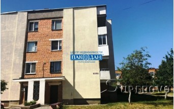 Продам 2-комнатную квартиру в аг. Жемчужный Барановичский р-н