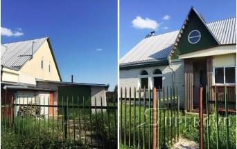 Продам дом мансардного типа Барановичский район Адаховщина