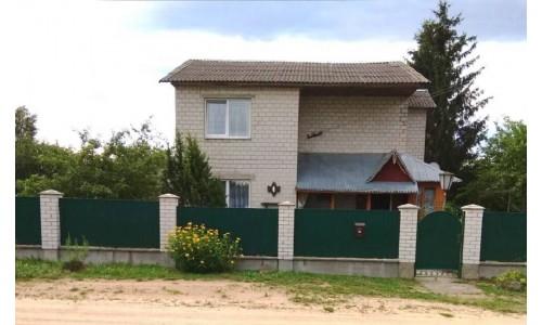 Продам 2-этажный коттедж под Слонимом Гродненская обл
