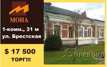 Продам 1-комнатную квартиру в Барановичах ул. Брестская
