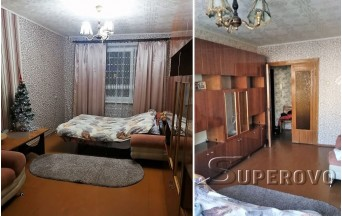 Продам 1-комнатную квартиру в Барановичах в Южном микрорайоне