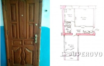 Продам 2-комнатную квартиру в Барановичах Южный мкр. Коммунистическая