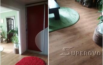 Продам 5-комнатную 2-х уровневую квартиру в аг. Жемчужный Барановичского района