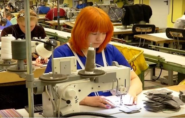 Приглашаем опытных швей на работу в Польшу