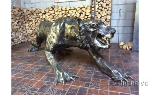 Купить парковую скульптуру в Барановичах ТИГР