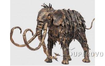 Купить парковую скульптуру в Барановичах МАМАНТЕНОК